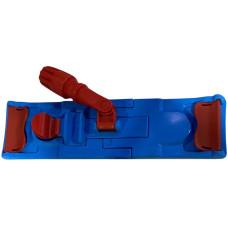 Держатель-флаундер для плоских Мопов, с карманами, черенок типа А и B, 40 см