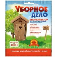 Био-состав сухой Уборное дело для дачного туалета, 75 г
