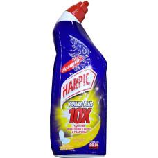 Гель для чистки туалета Harpic (Харпик) Лимонная свежесть, 700 мл