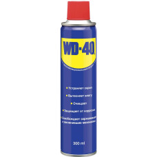 Средство для тысячи применений смазка универсальная WD-40 (ВД-40), 300 мл