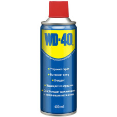 Средство для тысячи применений смазка универсальная WD-40 (ВД-40), 400 мл