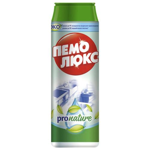 Чистящий порошок Пемолюкс Pro nature, 480 г