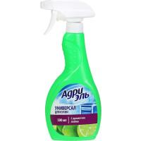 Универсальное чистящее средство для кухни Адрия Адриэль, с ароматом лайма, 500 мл
