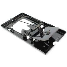 Мышеловка металлическая, цвет чёрный, размер L