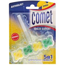 Блок для унитаза Comet (Комет) Лимон, 48 г