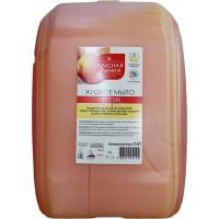 Мыло жидкое Красная Линия «Персик», 5 л