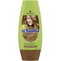 Бальзам для волос Schauma (Шаума) Детокс-Матча, 200 мл
