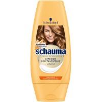 Бальзам для сухих и поврежденных волос Schauma (Шаума) Бережное Восстановление, 200 мл