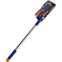 Окномойка поворотная, телескопическая ручка, 85х20 см