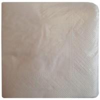 Салфетки бумажные Сыктывкарские, 2-х слойные, цвет белый, 24х24 см, 50 шт