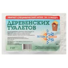 Средство для Деревенских туалетов (зима/лето), 75 г