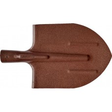 Лопата штыковая, окрашенная, без черенка, 405х210 см