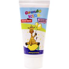 Детская зубная паста Grendy (Гренди) Лимонадный взрыв, 75 мл