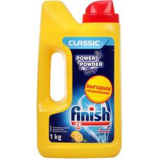 Порошок для посудомоечных машин Calgonit (Калгонит) Finish «Лимон», 1 кг