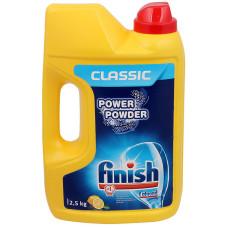 Порошок для посудомоечных машин Calgonit (Калгонит) Finish «Лимон», 2,5 кг