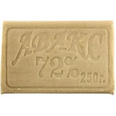 Мыло хозяйственное Авакс, гост 72%, 250 г