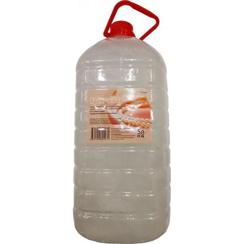 Жидкое крем-мыло Синтеко «Жемчужное», 5 л