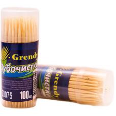 Зубочистки Grendy (Гренди), 100 шт