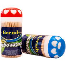 Зубочистки Grendy (Гренди), 150 шт