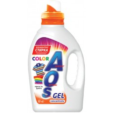 Гель для стирки Aos (Аос) Color, 1300 мл