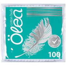 Ватные палочки Olea, в пакете, 100 шт