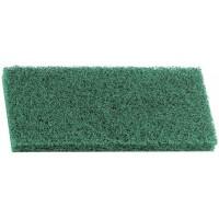 Пад абразивный, цвет зелёный, 12х25 см