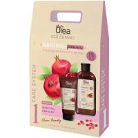 Подарочный набор Olea Eco Botanic Natural Power: шампунь для всех типов волос 350 мл + бальзам для всех типов волос 200 мл