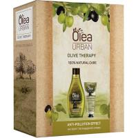 Подарочный набор Olea Urban Olive Therapy: гель для душа 300 мл + крем для рук 50 мл