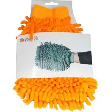 Варежка для пыли из микрофибры макароны