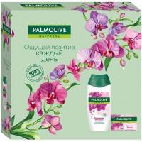 Подарочный набор Palmolive (Палмолив) Натурэль «Роскошная мягкость»: гель для душа 250 мл + туалетное мыло 90 г