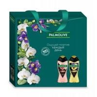 Подарочный набор Palmolive (Палмолив) Роскошь масел: гель для душа Инжир 250 мл + гель для душа Авокадо 250 мл