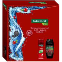 Подарочный набор для мужчин Palmolive (Палмолив) Men Очищение и Перезагрузка: гель для душа 4 в 1 250 мл + пена для бритья 300 мл