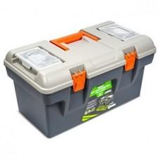 Ящик для инструментов пластмассовый Массимо, 4х24х21 см