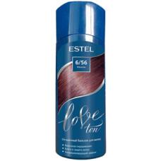 Бальзам оттеночный для волос Estel Love Ton (Эстель Лав Тон) 6/56 Махагон