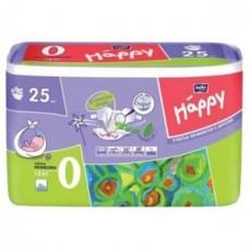 Подгузники HAPPY (Хэппи) Before Newborn 0 (до 2 кг) 25 шт