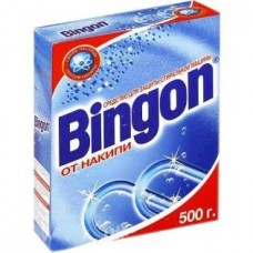 Средство для защиты стиральной машины от накипи Bingon, 500 г