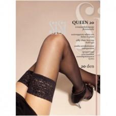 Чулки SiSi Queen (Сиси Квин), 20 den, Miele (телесный), 3 размер