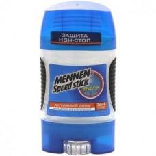 Дезодорант-антиперспирант гель Mennen Speed Stick (Меннен Спид Стик) Активный день 24/7, 85 г