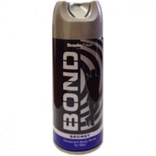 Дезодорант-спрей мужской Bond (Бонд) Secret, 200 мл
