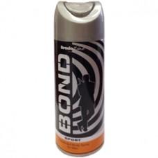 Дезодорант спрей мужской Bond (Бонд) Sport, 200 мл