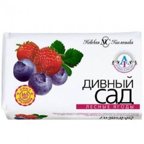 Туалетное мыло Дивный Сад Лесная ягода, 90 г