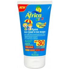 Крем детский защита от солнца на суше и на море (SPF 30) Флоресан Ф-410 «Africa kids», 150 мл