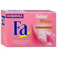 Крем-мыло Fa (Фа) Тайна масел - Розовый жасмин, 90 г