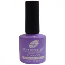 Гель-лак для ногтей Farres (Фаррес) Сиреневый NP001-127