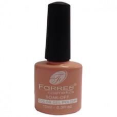 Гель-лак для ногтей Farres (Фаррес) Телесный NP001-161