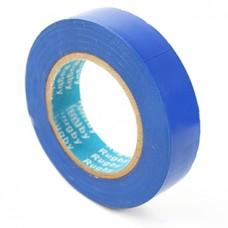 Изолента ПВХ синяя, 30 м, 19 мм