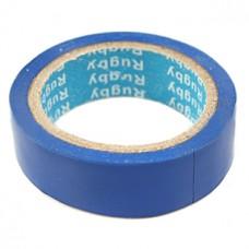 Изолента ПВХ синяя, 10 м, 19 мм