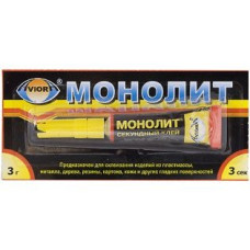 Клей Монолит, 3 г
