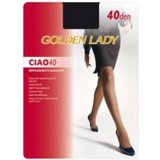 Колготки Golden Lady Ciao (Голден Леди) Camosico (темный загар) 40 den, 4 размер