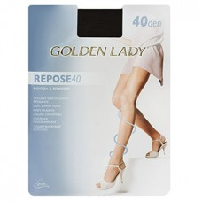 Колготки Golden Lady Repose (Голден Леди) Daino (цвет загара) 40 den, 3 размер